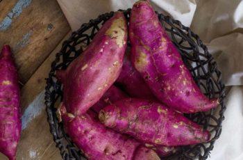 Como escolher batata-doce: características para ficar atento na hora da compra
