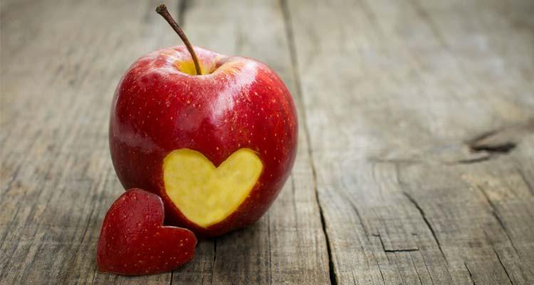 quantas calorias tem uma maçã - saúde