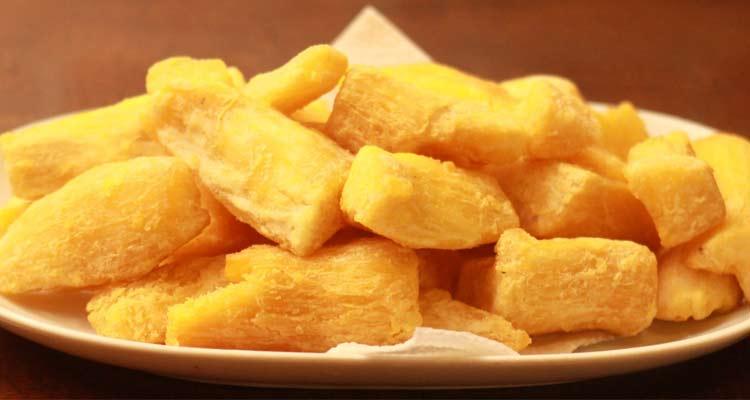aipim engorda - mandioca frita