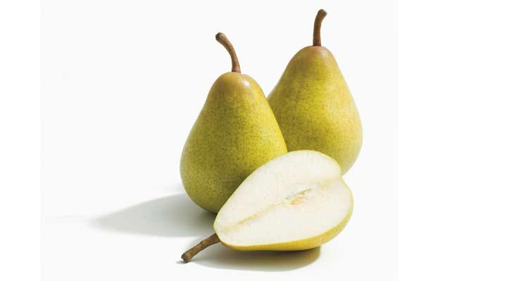 benefícios da pera in natura