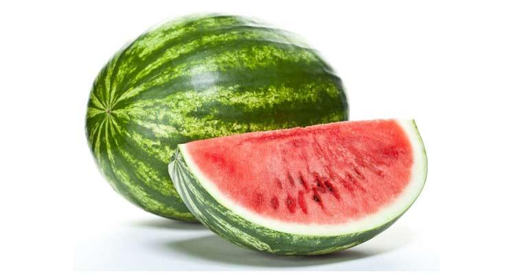 benefícios da melancia - propriedades nutricionais