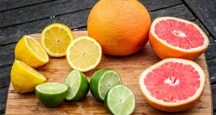 o que é toranja - outras frutas cítricas