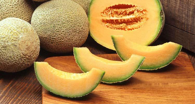 benefícios do melão contra a tpm