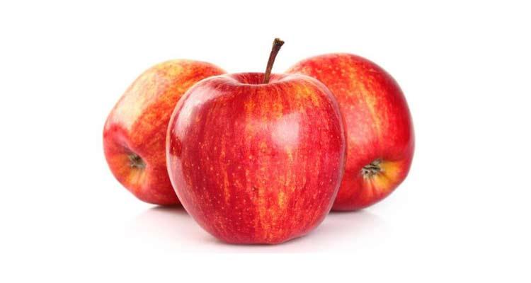 quantas calorias tem uma maçã gala