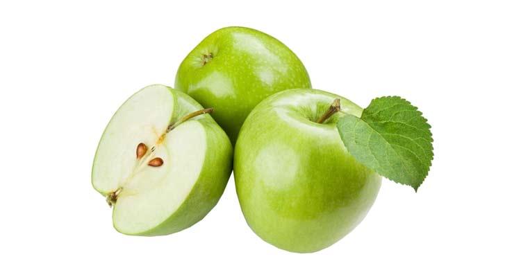 quantas calorias tem uma maçã granny smith