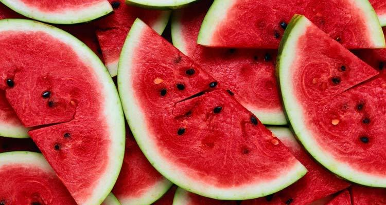 Calorias da melancia - Diabetes