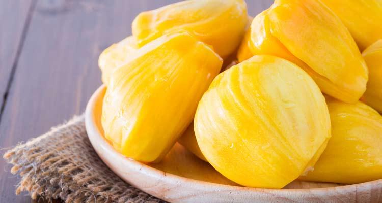 benefícios da jaca - fonte de vitaminas