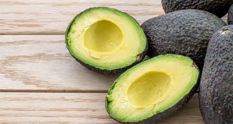 como escolher abacate